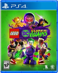 Venta Mayorista De Lego Dc Super Villains Ps4 En Cd Distribution
