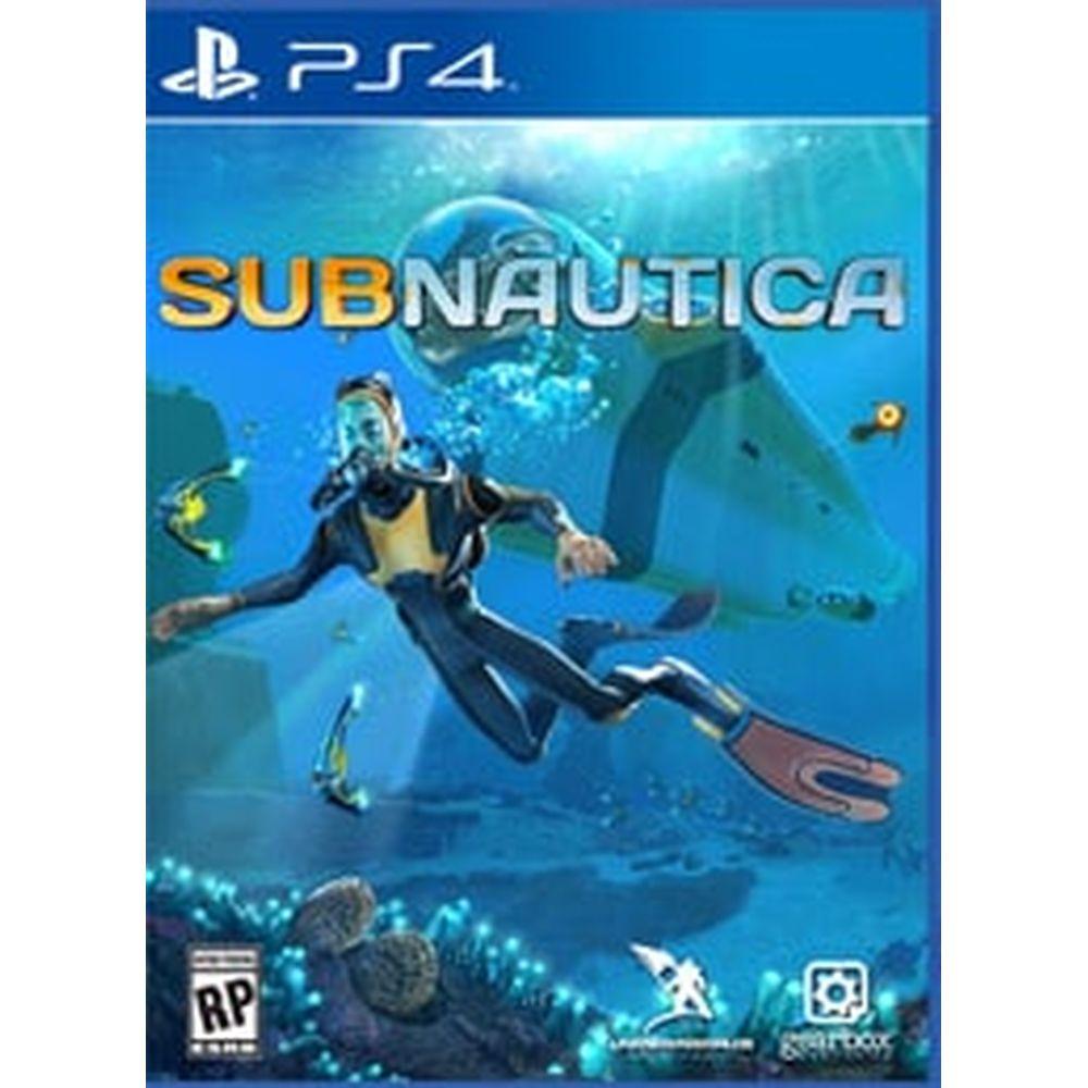 Resultado de imagen de SUBNAUTICA PS4